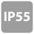 Kapslingsklass IP55