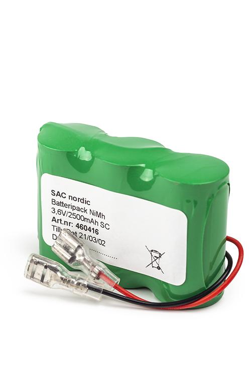 SAC-V18 batteripack